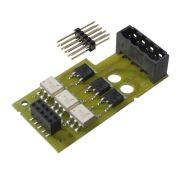 Praplėtimo modulis grindinio šildymo valdikliui HCE80R