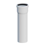 Kamino vamzdis plastikinis 0,25m DN80
