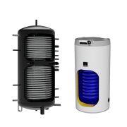 Vandens šildytuvai ir talpos