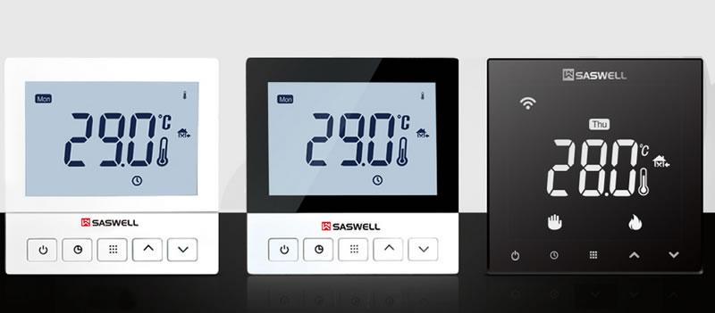 Patalpos termoreguliatorių pagrindinių charakteristikų aprašymas